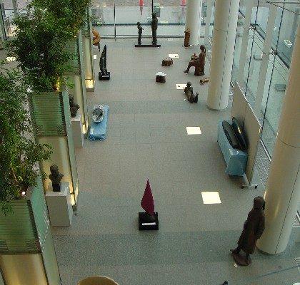 二人展ー風軌 in korasse  2003